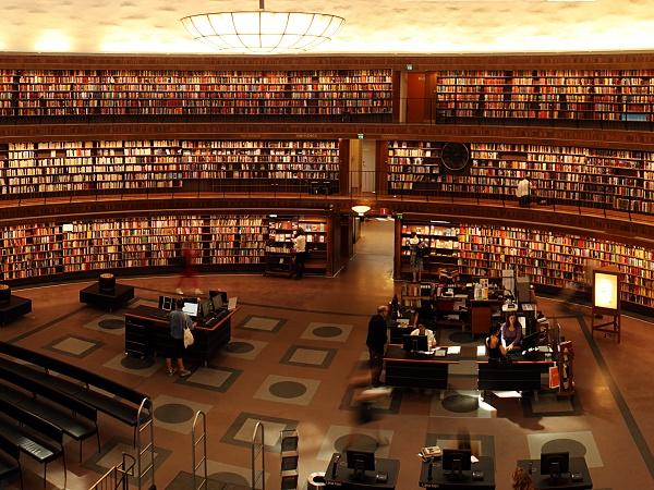 Ci sono librerie che hanno fatto la storia e che diventano meta di viaggio.