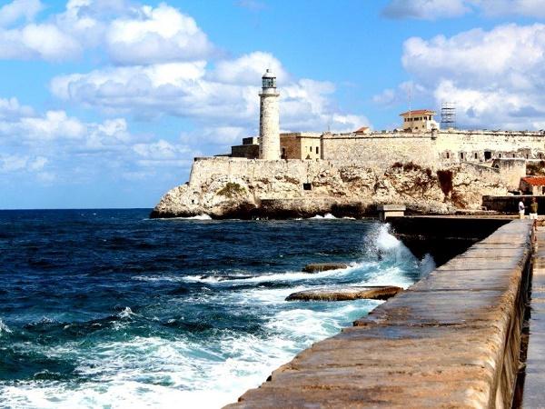 Cuba, il Malecón di l'Havana
