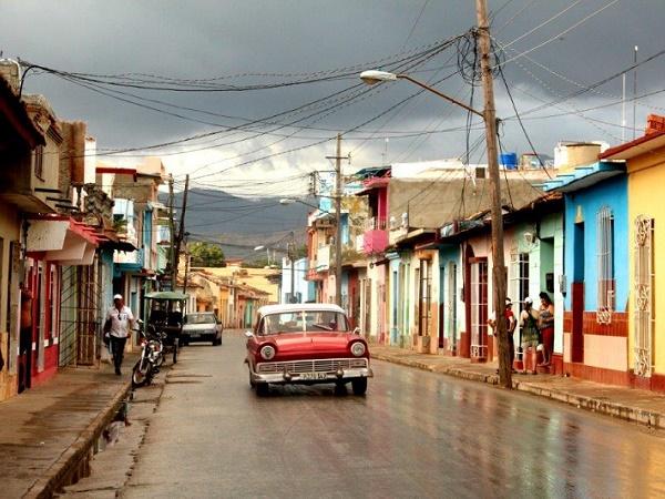 Cuba e le sue auto d'altri tempi.