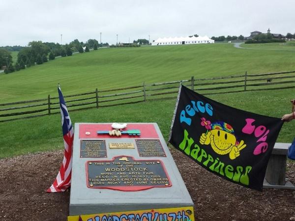 A poche ore dalla metropoli newyorkese si trova Bethel, dove ha avuto luogo il festival di Woodstock