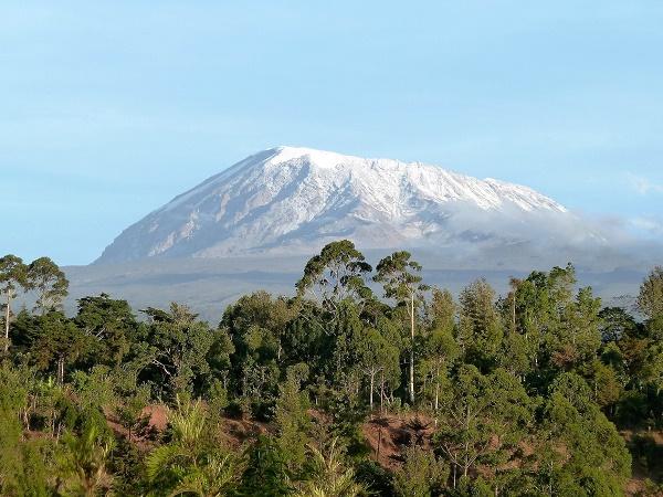Il Kilimanjaro, la vetta più alta dell'intero continente africano, si trova in Tanzania.