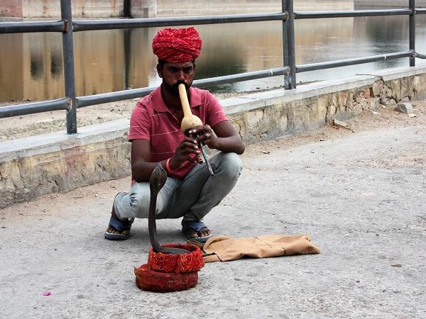 In India potete fotografare quasi chiunque. L'importante è farlo nel rispetto delle persone e delle loro usanze.