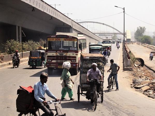 Un'attività proposta in tutti i viaggi in India è un giro in risciò nel Chandni Chowk, il mercato di Old Delhi.