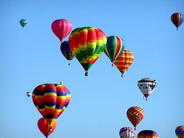 Un evento per l'Australia? Canberra Balloon Spectacular, uno degli appuntamenti legati alle mongolfiere più spettacolari al mondo.