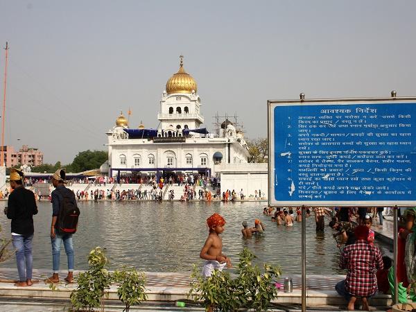 L'India che è piaciuta di più alla nostra Valentina? Quella meno turistica.