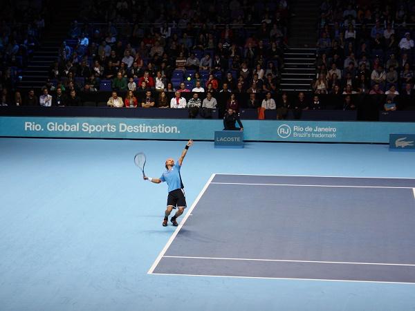 L'evento da non mancare a Londra è l'ATP World Tour Finals, a cui prendono parte gli otto tennisti migliori dell'anno.