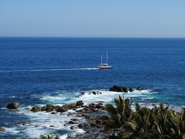 Il mare di Cortez è la destinazione ideale per i sub, ma anche chi non si immerge può trovare valide alternative, come l'oasi di Mulegé.