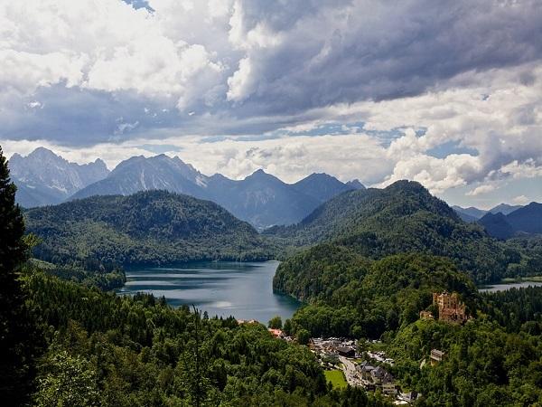 La Baviera è la più grande regione della Germania e forse anche la più amata.