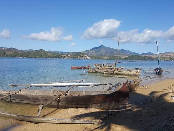 La base dell'alimentazione in Madagascar deriva principalmente dalla pesca