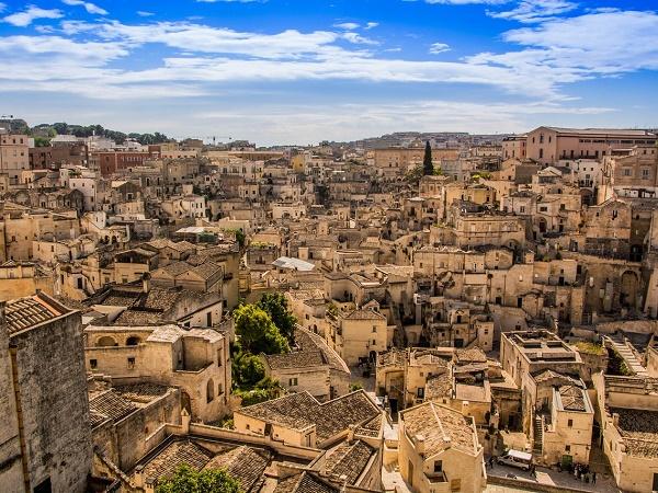 Programmi per Capodanno? Magari una visita a Matera con gran cenone di fine anno!