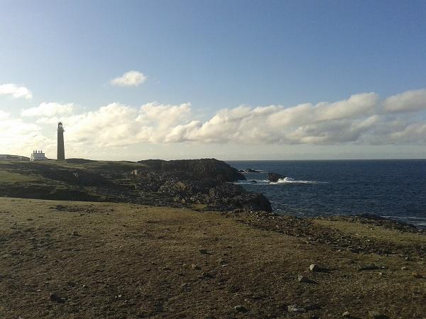 Butt of Lewis, il punto più a nord dell'isola di Lewis.