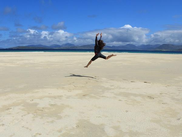 Giulia è appassionata delle terre del Nord. È stata da poco alle isole Ebridi, in Scozia.