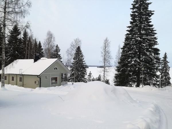 Vuokatti è una località rinomata in Finlandia per lo sci di fondo. Si soggiorna in caldi e accoglienti chalet.