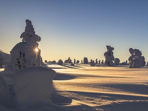 L'incanto della Finlandia in inverno