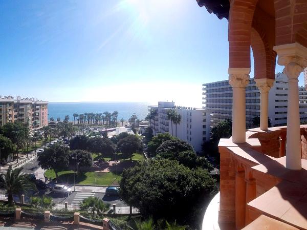 Vista dalla Casa del Los Navajas a Torremolinos-