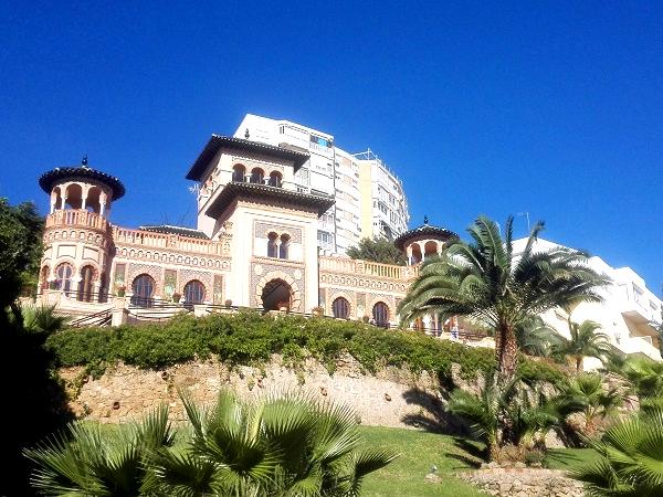 La Casa de Los Navajas a Torremolinos.