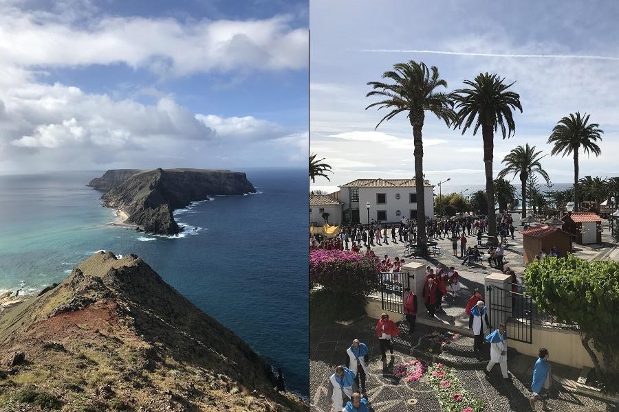 Tweet Porto Santo è il nome di una piccola cittadina e dell'isola portoghese che la ospita.