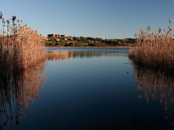 Il lago di Pergusa è una Riserva Naturale Speciale in provincia di Enna.