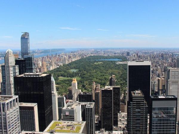 Il parco più noto è senz'altro Central Park, il polmone verde di Manhattan.