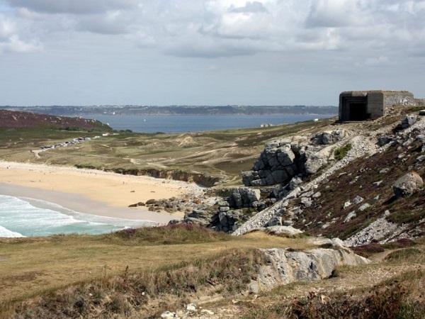 La penisola di Crozon, un concentrato di Bretagna. Il punto più spettacolare è Pointe de Pen-Hir.