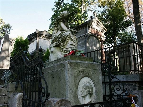 Nel XX arrondissement si estende l'enorme cimitero Père Lachaise, che attira oltre 3 milioni di visitatori ogni anno.