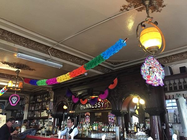 Tra le rumorose vie del Barrio Chino sopravvive una delle prime cantinas di Città del Messico, la Cantina Tio Pepe.