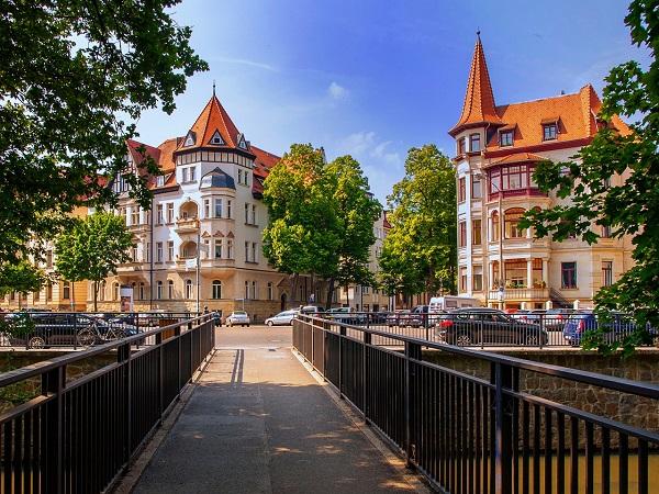 """Sono diretto a Lipsia, una delle """"città musicali"""" tedesche, dove assisterò a due concerti nella Thomaskirche, storico tempio luterano."""