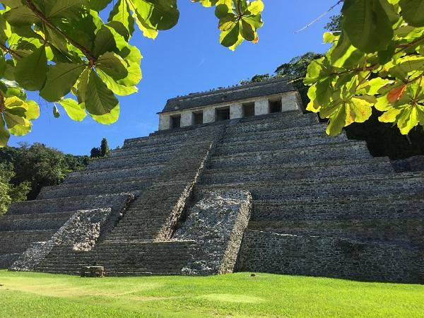 Chiapas significa scoprire meravigliosi siti maya. Palenque è uno dei più affascinati.