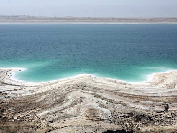 Ultima tappa il mar Morto. In 3  facciamo il bagno e ci lasciamo imbrattare con i famosi fanghi.