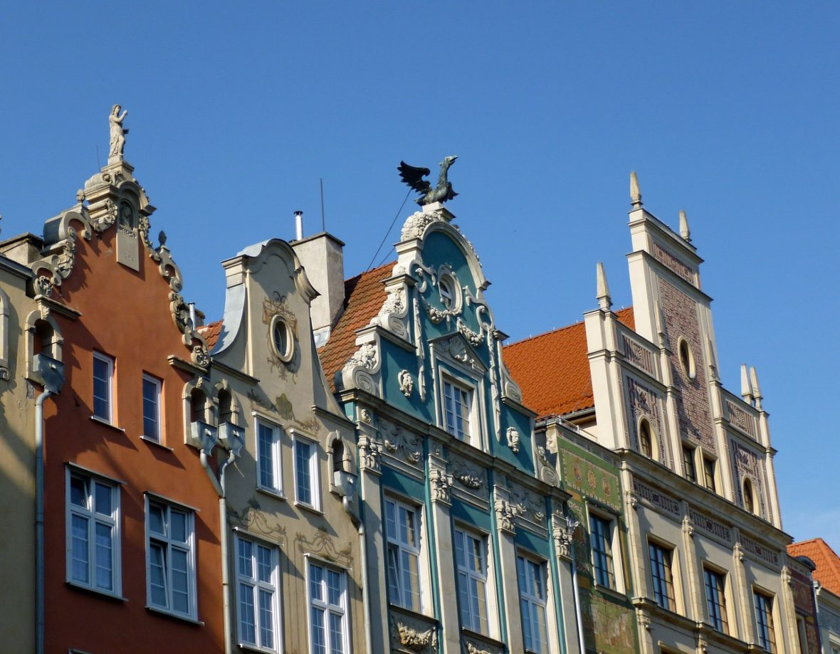 Nel Nord della Polonia sorge Gdansk, ovvero Danzica, una graziosa città che si affaccia sul mar Baltico.