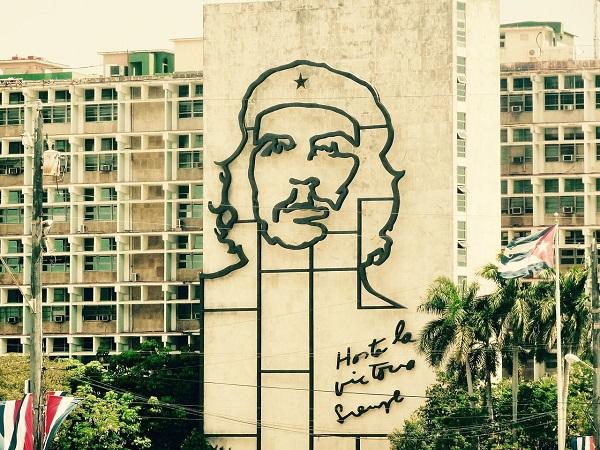 """A Cuba la musica non manca mai, la si sente ovunque. La prima volta che ho sentito cantare """"Comandante Che Guevara Hasta Siempre"""" mi sono emozionata."""