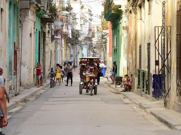 Il profumo di Cuba è un aroma antico. Per me resta uno tra i migliori del mondo.