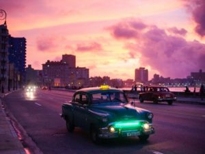 Ho sempre sentito parlare di Cuba. Così, nel 2013, ho deciso di partire e di andare proprio lì.