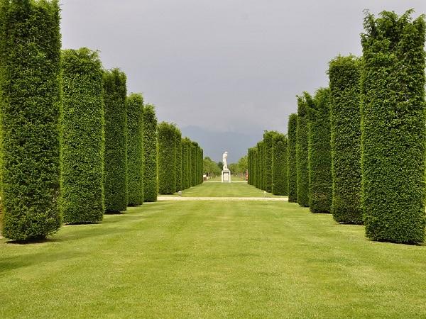 Serve almeno una giornata per entrare in sintonia con la Reggia di Venaria, e i giardini diventano indispensabili per mantenere il proprio equilibrio mentale.