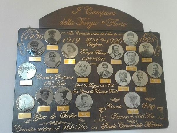 Non solo sport e natura, ma anche tanta cultura nel Parco delle Madonie: il Museo della Targa Florio a Collesano fa rivivere la mitica gara ideata da Vincenzo Florio.