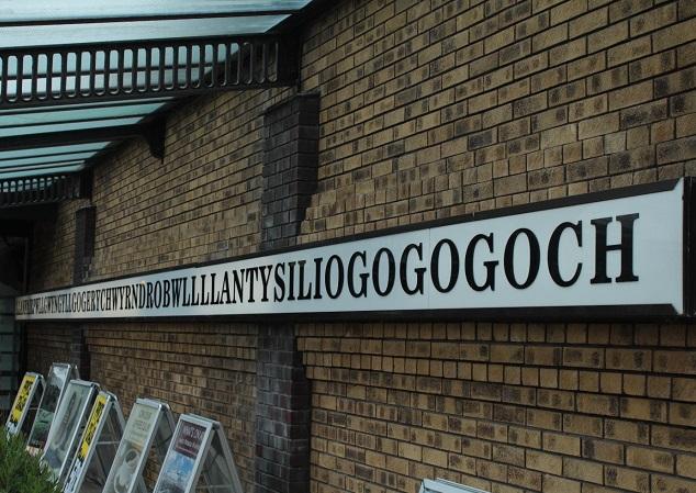 In Galles si trova il paese con il secondo nome più lungo del mondo.
