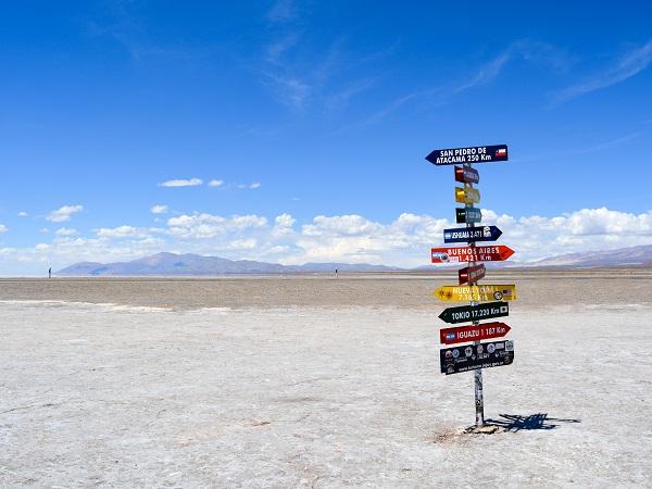 Curioso l'atteggiamento gongolante degli operatori sudamericani alla BiT 2020, che stanno sperando in un maggiore afflusso turistico verso Ovest, visto che si registra un'atmosfera di timore per i viaggi verso Est.