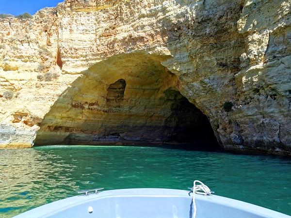 È poi la volta del Barlavento, la parte occidentale dell'Algarve.