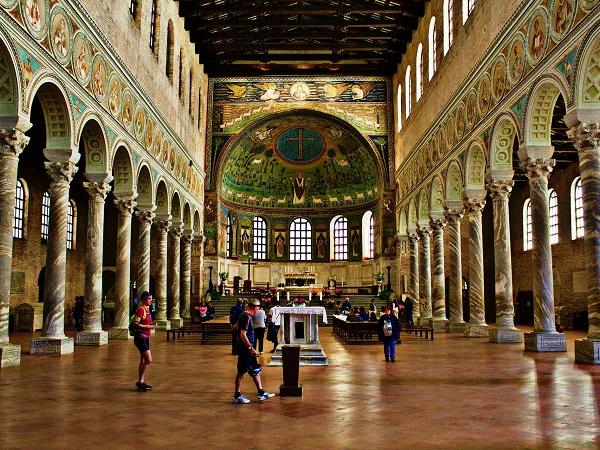 Una giornata a Ravenna, la capitale del mosaico, e Ferrara.