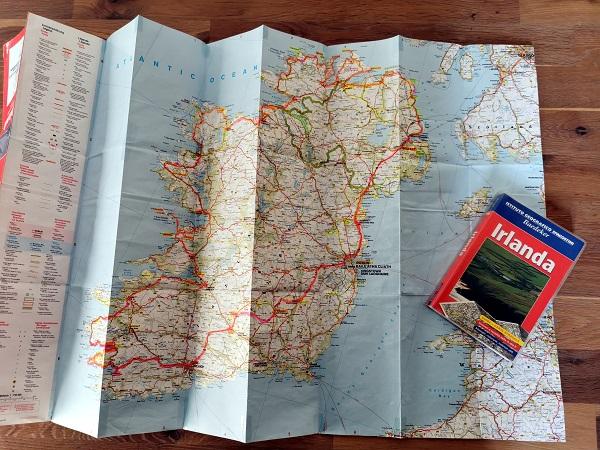 Tornerò in un paese dove sono già stata e dove ho lasciato un pezzo di cuore: l'Irlanda.