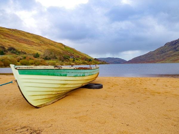 Un viaggio inizia quando si inizia a organizzarlo? Allora il mio primo viaggio nell'era post-covid sarà il viaggio più lungo di sempre. E andrò in Irlanda.