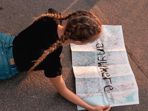 Anche per voi un viaggio inizia non quando partite davvero ma quando cominciate a organizzarlo?