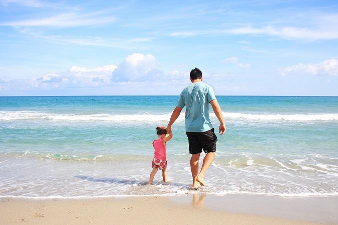 L'attribuzione delle Bandiere verdi è un aiuto ai genitori per individuare località di mare sempre nuove e a misura di bambino.