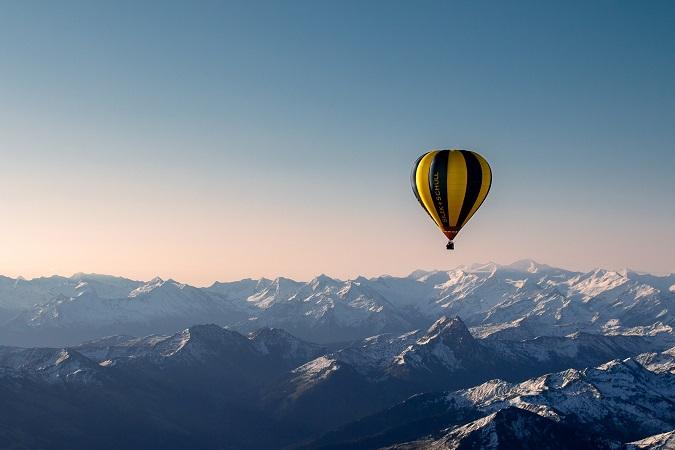 Mia provata l'esperienza del volo in mongolfiera? Hai mai pensato di inserirla tra le esperienze da provare in viaggio?