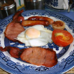 La full Irish breakfast
