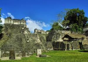 Flores - Tikal (volo) Guatemala City.jpg