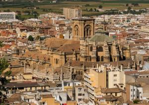 Siviglia (treno) Granada (3h 30min).jpg