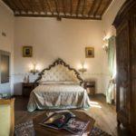 Una camera di Palazzo Pacini