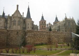 Santiago Di Compostela - O'cebreiro - Astorga - Madrid.jpg