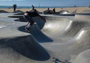 Italia (volo) Los Angeles - Venice Beach (15 Km).jpg